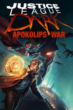 Affiche Justice League Dark : Apokolips War