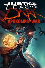 Affiche Justice League Dark : Apokolips War