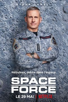 Affiche Space Force