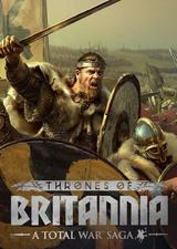 Jaquette A Total War Saga : Thrones of Britannia