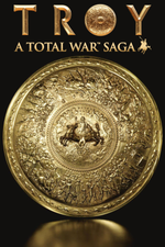 Jaquette A Total War Saga : Troy