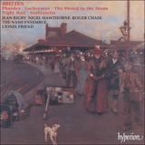 Pochette Phaedra / Lachrymae / The Sword in the Stone / Night Mail / Sinfonietta