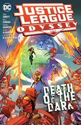Couverture Justice League Odyssey (2018-) Vol. 2: Death of the Dark