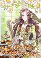 Couverture The Duchess' 50 Tea Recipes