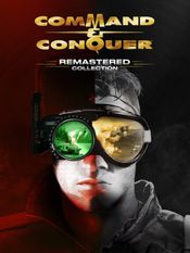 Jaquette Command & Conquer Remastered Collection