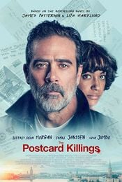 Affiche The Postcard Killings