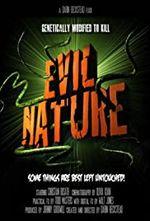 Affiche Evil Nature