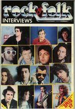 Couverture Rock & Folk Interviews