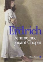 Couverture Femme nue jouant Chopin