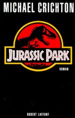 Couverture Jurassic Park