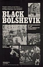 Couverture Black Bolshevik