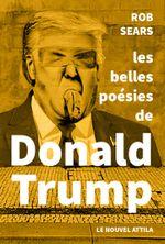 Couverture Les Belles Poésies de Donald Trump