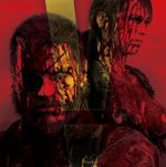 "Pochette METAL GEAR SOLID 5 ORIGINAL SOUNDTRACK ""The Lost Tapes"" (OST)"
