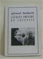 Couverture Jacques Prévert en Cotentin