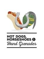Jaquette Hot Dogs, Horseshoes & Hand Grenades