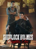 Jaquette Sherlock Holmes: Chapter One
