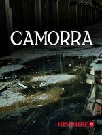 Affiche Camorra, histoire de la mafia napolitaine