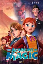 Affiche The Academy of Magic