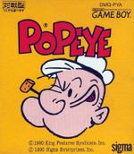 Jaquette Popeye