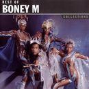 Pochette Best of Boney M
