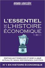 Couverture L'essentiel de l'histoire économique