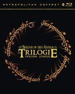 Affiche Le Seigneur des Anneaux : La Trilogie - Version Longue