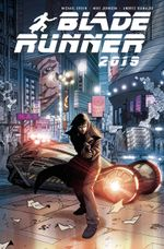 Couverture Blade Runner 2019, tome 2