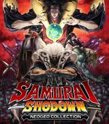 Jaquette Samurai Shodown NeoGeo Collection