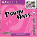 Pochette Promo Only: Modern Rock Radio, March 2003