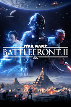 Jaquette Star Wars: Battlefront II