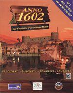 Jaquette Anno 1602 : À la Conquête d'un nouveau monde