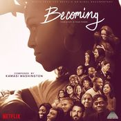 Pochette Becoming (Music from the Netflix Original Documentary) (OST)