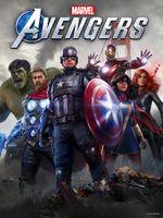 Jaquette Marvel's Avengers