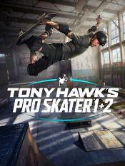 Jaquette Tony Hawk's Pro Skater 1 + 2