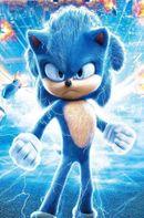 Affiche Sonic 2