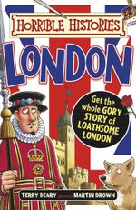 Couverture Horrible Histories: London