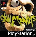 Jaquette Skullmonkeys