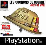 Jaquette Hogs of War : Les Cochons de Guerre
