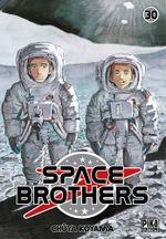 Couverture Space Brothers, tome 30