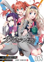 Couverture DARLING in the FRANXX, tome 03