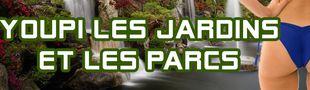 Cover OUVERTURE DES PARCS ET JARDINS..AU CINEMA