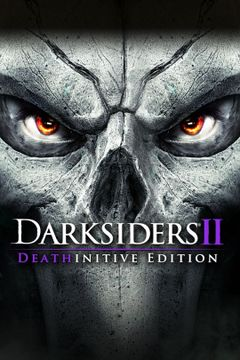 Jaquette Darksiders II : Deathinitive Edition