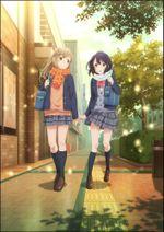 Affiche Adachi to Shimamura