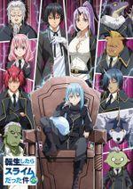 Affiche Tensei Shitara Slime Datta Ken 2nd Season