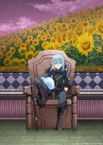 Affiche Tensei Shitara Slime Datta Ken 2nd Season Part 2
