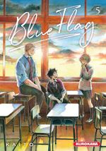 Couverture Blue Flag, tome 5
