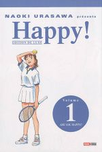 Couverture Happy ! (Deluxe), tome 1