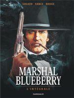 Couverture Marshal Blueberry - L'Intégrale