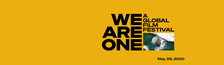 Cover We Are One Festival 2020