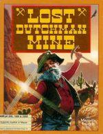 Jaquette Lost Dutchman Mine